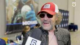 Michael Rooker responde quién ganaría en una pelea entre Merle y Yondu