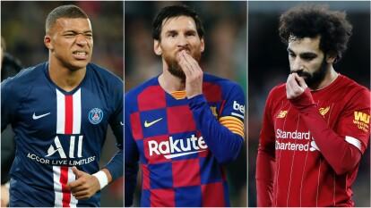El coronavirus ha afectado considerablemente el valor de los futbolistas. Así queda el Top 10 tras la nueva actualización.