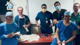 """Conoce a los """"Mosqueteros"""": Grupo de ayuda al personal médico que combate Covid-19"""