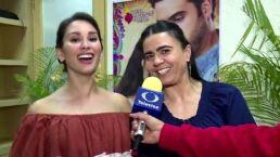Catalina y Fabiola en las redes sociales