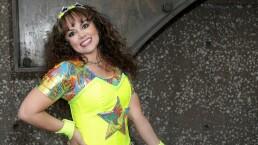 Con Permiso: Tatiana sufre caída en el escenario y se hace viral en redes
