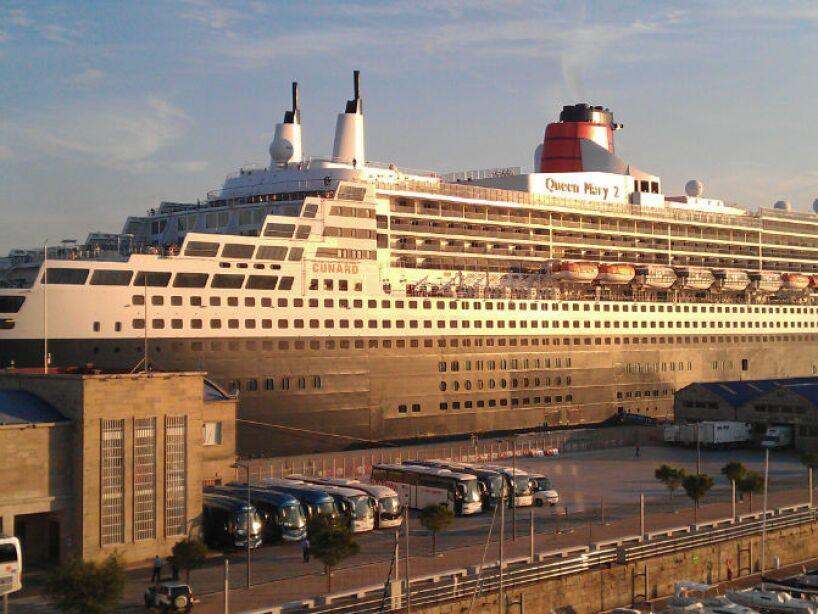 10. El Queen Mary: Se le considera el barco fantasma, ya que se manifiestan en él muchos hechos paranormales.