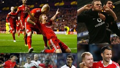 Si de títulos se trata, el Liverpool ha sido el que más Champions ha ganado, pero el Manchester United es el que más se ha llevado títulos en la Premier League.