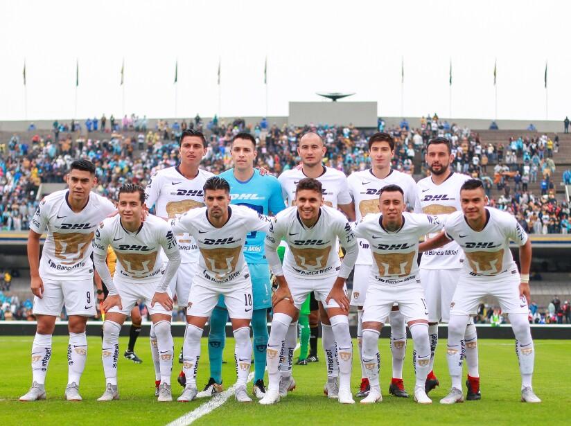 Pumas UNAM v Pachuca - Torneo Apertura 2018