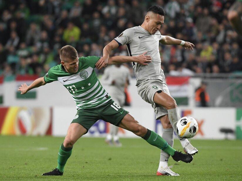 Hungary Soccer Europa League