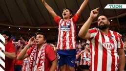 El Atlético de Madrid y su famosa leyenda del pupas