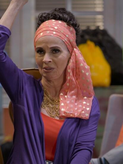 En el octavo capítulo de la temporada 8 de Vecinos vimos como doña Magda tuvo la ambiciosa idea de colocar un <i>Roof Garden </i>en el edificio.