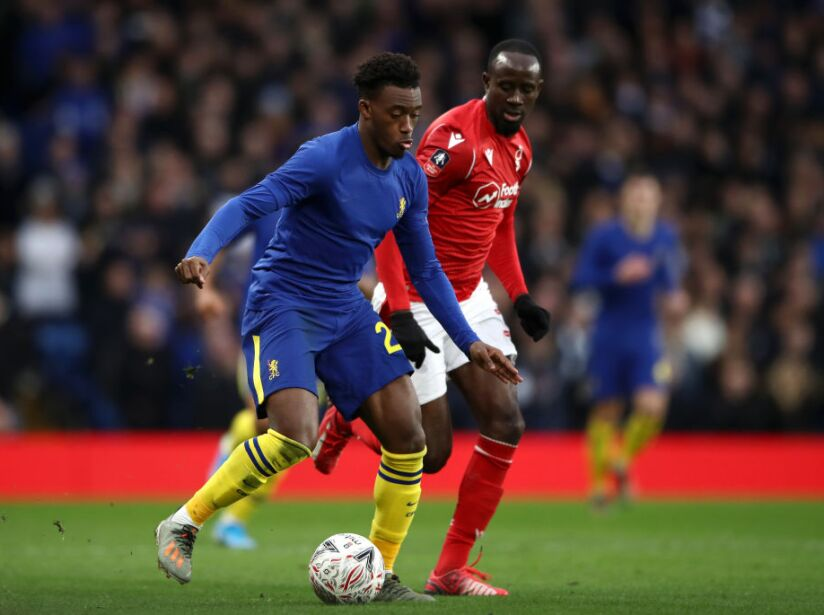 Chelsea FC v Nottingham Forrest - FA Cup Third Round