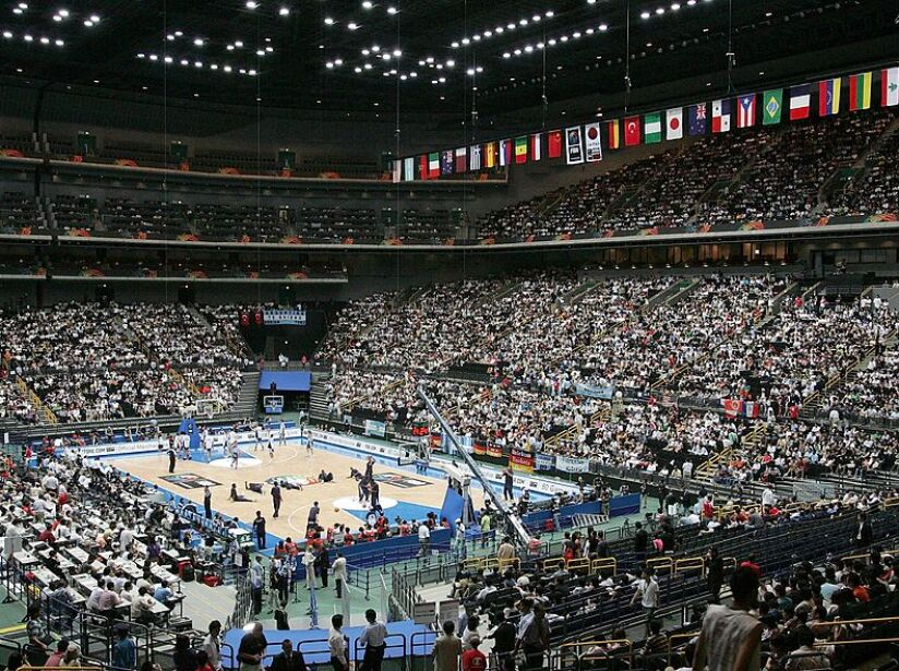 FIBA World Basketball Championship - USA v Argentina