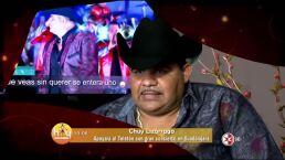 ¡Chuy Lizárraga en concierto a beneficio del Teletón!