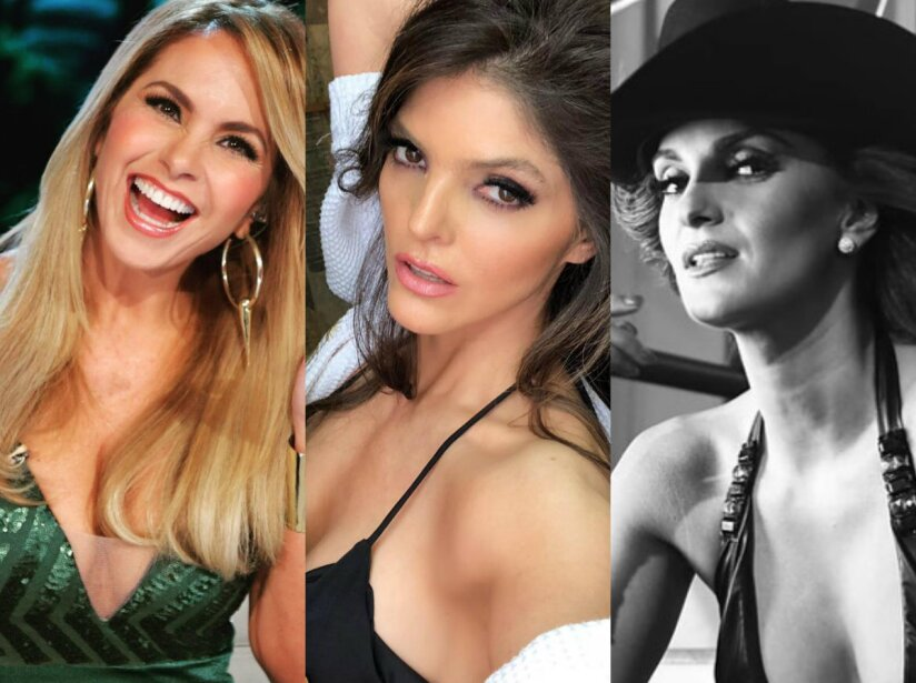 Ellas son las reinas gruperas más sensuales y guapas