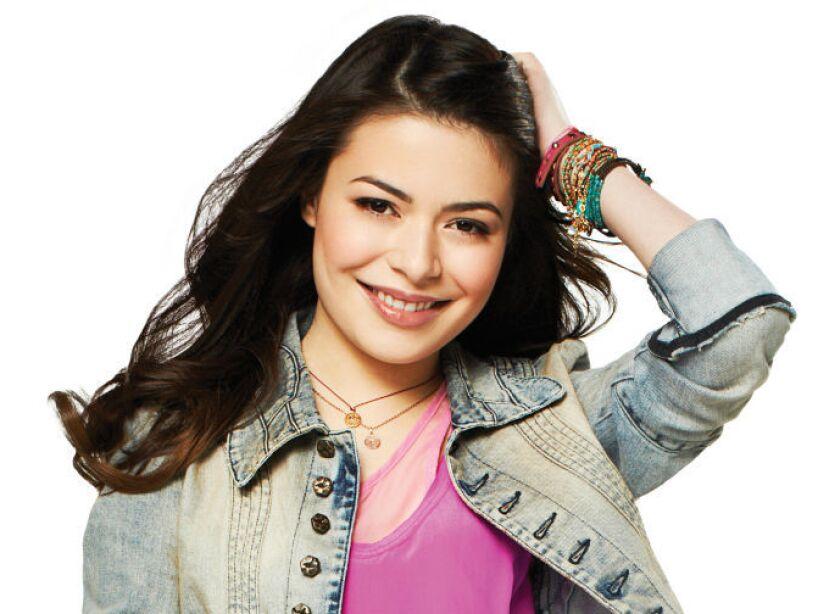 En la serie, Carla Shay es el verdadero nombre de iCarly.