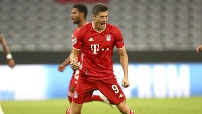 Bayern Múnich - 15 goles.