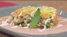 RECETA: Pastel Azteca