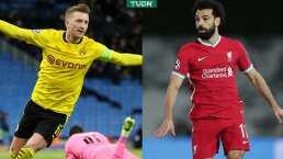 Lo que necesitan Liverpool y Dortmund para ser semifinalistas