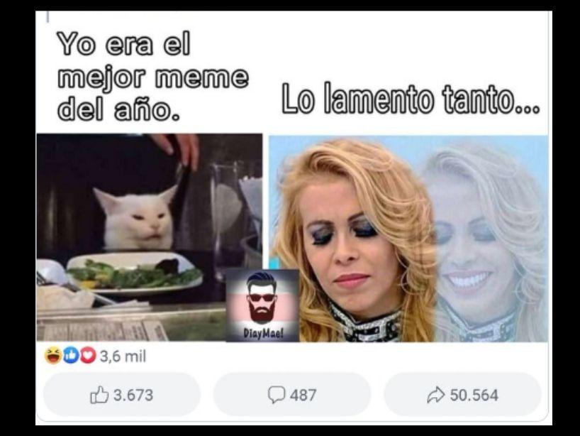 ¿Quién es la mujer del meme donde llora y sonríe al mismo tiempo?