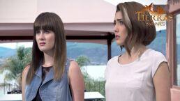 ¡Amparo descubre que Alejandra y Uriel son novios!