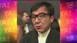 Lasrápidasde Cuéntamelo ya!(Martes 25 de febrero): Jackie Chan podría tener Coronavirus