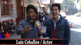 ENTREVISTA: Luis Ceballos te dice cómo alejar a la gente tóxica de tu vida