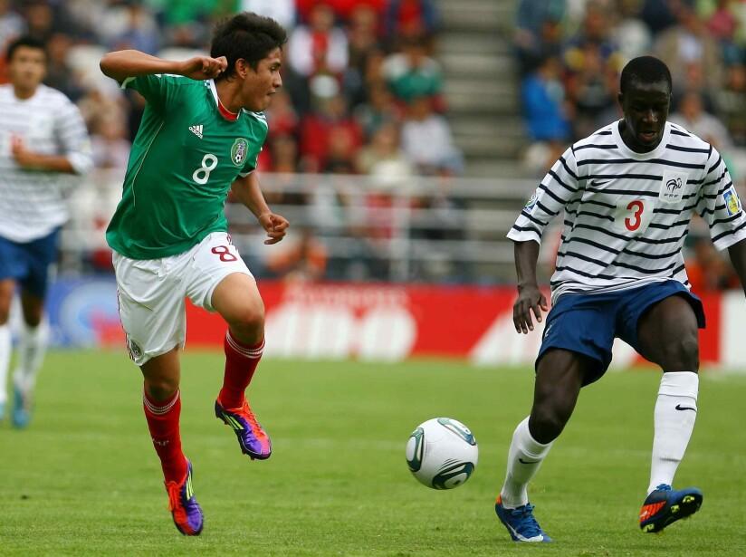 FIFA SUB 17 GOMEZ