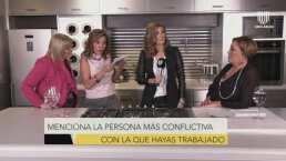 ¡Fuertes declaraciones! Silvia Pasquel acusa a Adela Noriega de ser la compañera más conflictiva con la que ha trabajado