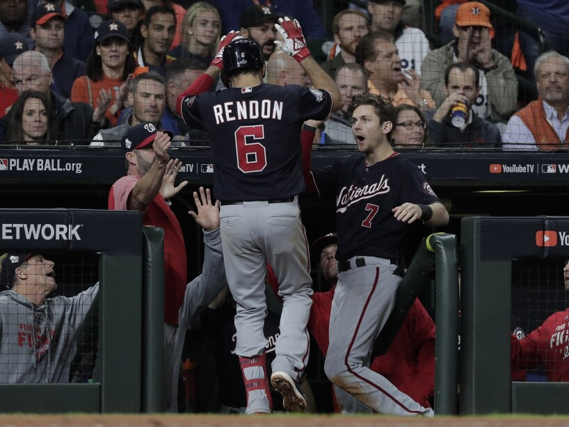 Ganan el séptimo juego 6-2 y conquistan la MLB por primera vez en su historia.