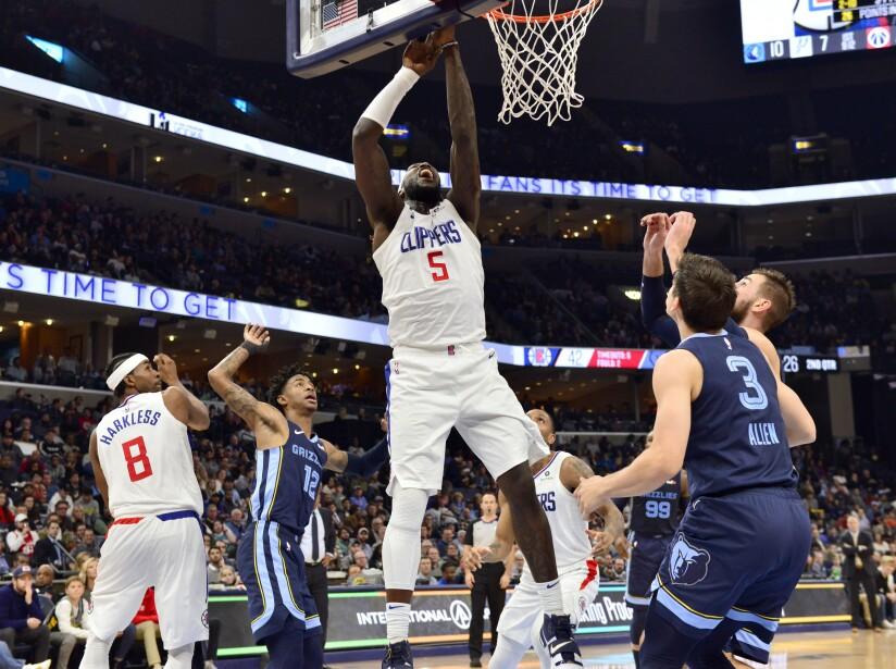 Memphis Grizzlies 119-121 Los Angeles Clippers | Milwaukee Bucks 111-102 Atlanta Hawks