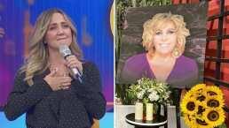 """""""Sentí horrible"""": Andrea Legarreta se le quiebra la voz al cantar 'Me cuesta tanto olvidarte'"""