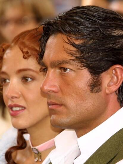En el 2003 fue parte de una de las parejas más queridas del público al  protagonizar al lado de Adela Noriega la telenovela 'Amor real'.