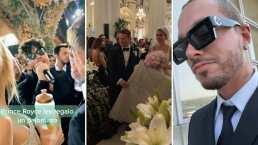 De J Balvin a Maná, estos famosos asistieron a la boda de 'Canelo' Álvarez y prendieron la fiesta con su música