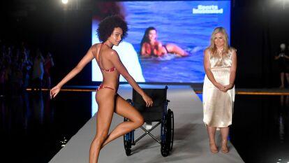 Checa las pasarela de las famosas chicas de Sports Illustrated en Estados Unidos