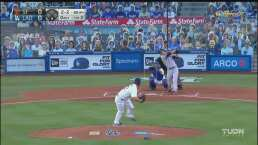 Slater pega home run y San Francisco toman ventaja de 1-0