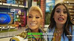 """El pilón VIP: Galilea Montijo y el """"Burro"""" Van Rankin cantaron los temas de Yuri"""