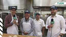 ¡Memo Schtuz y Leo Riaño ahora son panaderos!
