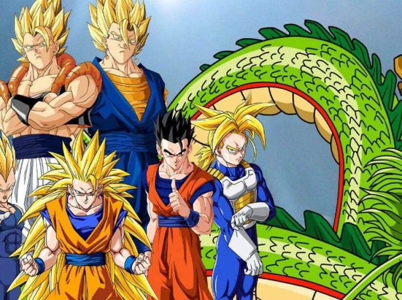 7. En un episodio, Vegeta dice que un verdadero Saiyajin nace con un estilo de cabello y permanece con él toda su vida.