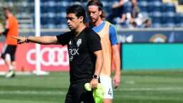 Gonzalo Pineda encabeza lista de candidatos a dirigir al D.C United