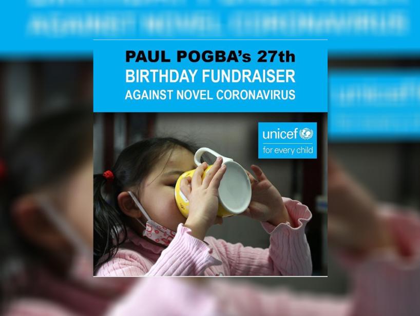 7 Paul Pogba cumpleaños coronavirus.png