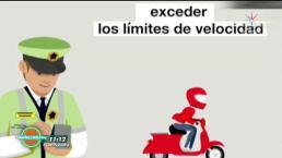 ¿Qué tanto sabes del reglamento de tránsito?