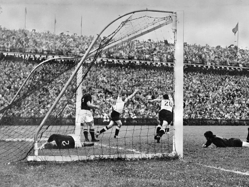 Soccer 1954 WCup Stadium Name