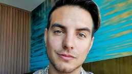 Vadhir Derbez se deja la barba por completo y presume su nuevo cambio de look