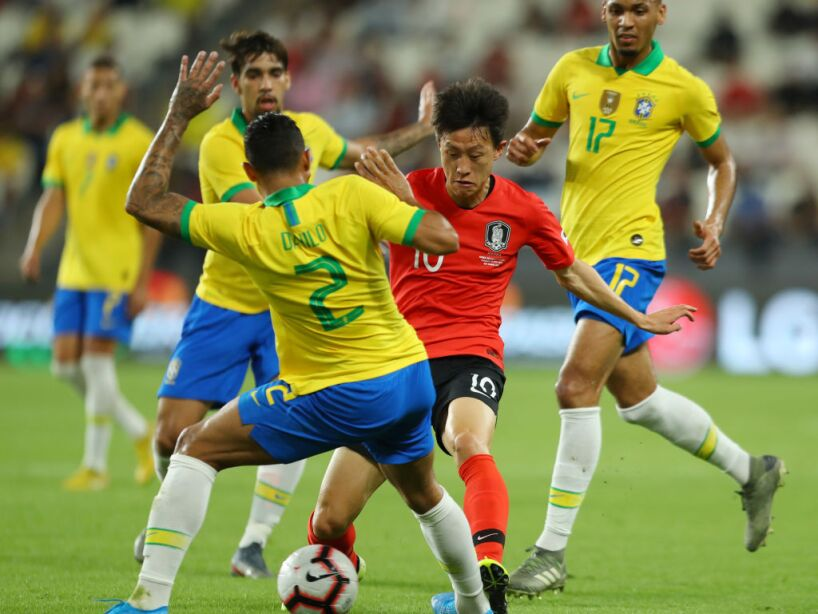 Brazil v Korea Republic - International Friendly