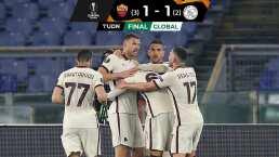 Edson Álvarez y el Ajax fueron eliminados de la Europa League