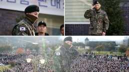G-Dragon de BIGBANG está de vuelta del servicio militar