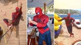 ¿Thalía será la nueva Spiderman?
