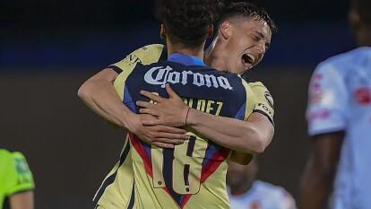 Las Águilas destrozaron a los Xolos en CU | El conjunto fronterizo cayó 4-0 en el Estadio Olímpico Universitario en la J2 del Guard1anes 2020 de la Liga BBVA MX.