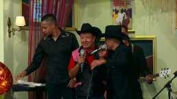 Así cantan Llegó El Pavo en La Cantina del Tunco