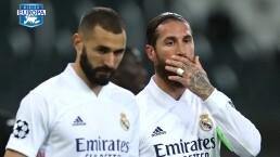 Así llegan Real Madrid e Inter para su duelo de Champions League