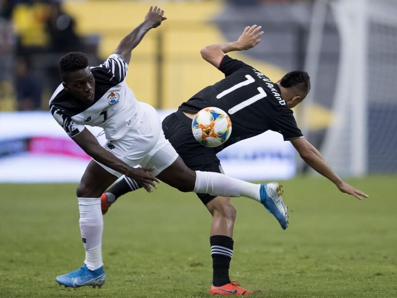 México y Panamá empatan en la Liga de Naciones de la Concacaf