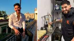 Ricky Yocupicio, de El Recodo, bromea sobre su supuesto arresto y se pone a cocinar elotes