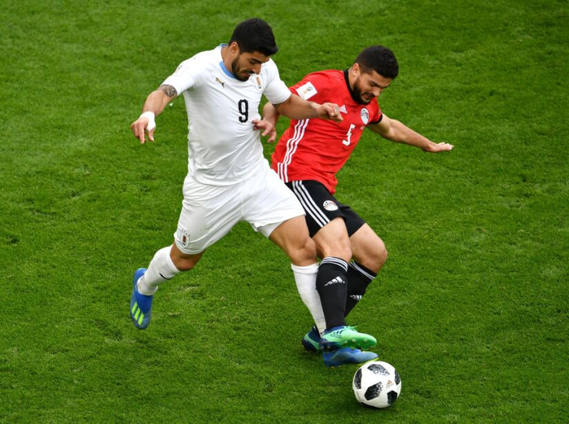 Egypt v Uruguay: Group A - 2018 FIFA World Cup Russia